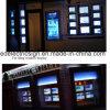Коробка индикации окна магазина кристаллический светлая
