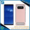 Cassa del telefono di disegno della fibra del carbonio per Samsung J7 2017