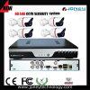 kit de la cámara DVR del CCTV de las cámaras de seguridad 4CH Ahd de 1.3MP HD