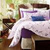 Bedsheet europeu do fundamento do quarto do fundamento do algodão do estilo