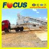 60m3/H draagbare Concrete het Mengen zich Installatie met de Chassis van de Vrachtwagen