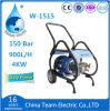 De draagbare Blauwe Reinigingsmachine van de Hoge druk van de Wasmachine van de Auto van de Kleur Binnenlandse