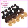2.016 NOVOS produtos 100% Ombre cabelos humanos entrelaçando os pêlos do corpo brasileiro vaga de cabelo humano