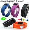 Nieuwe Slimme Armband Bluetooth met de Monitor van het Tarief van het Hart (ID105)