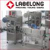 De Machine van de Etikettering van de Koker van de Fles van het Huisdier van de Tafelolie