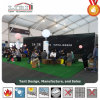 flancs blancs de PVC de grande tente automatique d'exposition de 50m pour l'usager extérieur d'exposition