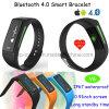 심박수 모니터 V6를 가진 Bluetooth 새로운 발육된 지능적인 팔찌