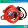 Instalaciones de tuberías Grooved estándar de FM/UL/Ce