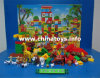 Bloc de jouets animaux Puzzle jouet éducatif (156642)