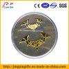 Moneta del distintivo del ricordo del metallo dell'aquila di alta qualità
