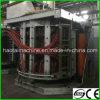 Four de fonte en acier d'induction de chute de grande capacité pour le bâti