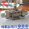 Fabricante China 3PC Válvula de bola de soldado de la Unión