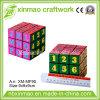 9cm Puzzle Cube con Number Logo per Toys