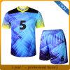 На заводе Custom дешевые цены Технология термосублимации красителей футбол футболка