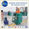 Barras de refuerzo Maquinaria de construcción Malestar forja paralelo Máquina de rosca