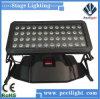 1에서 LED 도시 빛 벽 세탁기 48X10W RGBW 4
