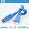 Cabo do USB do preço de fábrica Estar-Micro ao cabo do USB 3.0 do Bm