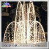 LED-Weihnachtsbrunnen beleuchtet Weihnachtsim freiendekorationen und -beleuchtung