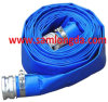 Heavy Duty Layflat flexible bleu (LF30)