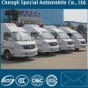 Mini camions de transport de nourriture frigorifiés par 4X2