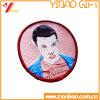 Zone su ordinazione del contrassegno di Wonven del distintivo del ricamo per il rivestimento del maglione (YB-HR-399)