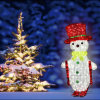 Kerst Holiday Decoratie LED Light Motif Snowman