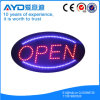 Rectángulo abierto oval de la muestra de la tensión LED de Hidly bajo