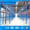 Racking da pálete do armazenamento do armazém do fabricante de China para a indústria química