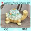 Figurine черепахи домашней смолаы украшения животный