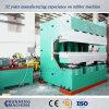 E-Type presse de vulcanisation hydraulique en caoutchouc pour la piste en caoutchouc