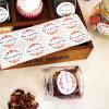 Коробки изготовленный на заказ свечки картона логоса упаковывая с самым лучшим качеством