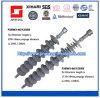 aisladores poliméricos compuestos de los aisladores de suspensión 66kv (FXBW3-66/120SB)
