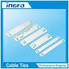 Étroit et étiquette large de câble d'acier inoxydable pour le serre-câble de 4.6mm solides solubles