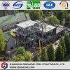 Exposition hall de structure métallique avec l'étage multi