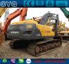 Excavatrice utilisée de Hydrculic Volvo 210 à vendre