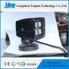 Parte dianteira de alumínio que conduz luzes de trabalho do CREE 20W da luz de névoa