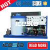 Machines de glace d'éclaille d'Icesta 10t avec le contrôleur éloigné