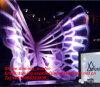 Alas blancas inflables de la mariposa para la decoración