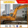 Utilisé Hyundai Super 210-5D (20t) pour la vente d'origine de l'excavateur