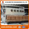Высокая печь тоннеля кирпича глины продукции в фабрике кирпича