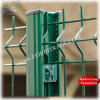 3D Curvy Welded Wire Mesh Fencing