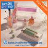 Strato trasparente libero eccellente dell'animale domestico per l'imballaggio cosmetico