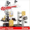 CH882- 600 2 Unwind & 2 Rewind Unit para 2 Color Film Flexo Printing Machine