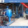 Macchina di granigliatura del tubo della macchina/olio di sabbiatura del tubo d'acciaio