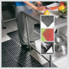 Hotel-Gleitschutzküche-haltbare Gummifußboden-Matten, Küche-Gerät