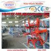 Пластичный завод машины изготовления трубы HDPE