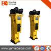 Marteau hydraulique de rupteur de Yantai pour 20 tonnes d'excavatrice (YLB1400)