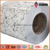 Ideabond Pierre-Regardent la bobine en aluminium de couleur