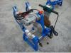 Shs-250 수동 개머리판쇠 용접공 HDPE 관 개머리판쇠 융해 용접 기계