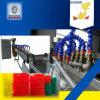 Belüftung-Plastikrohr-Profil-Blatt-konischer einzelner Schrauben-Maschinen-Doppelextruder